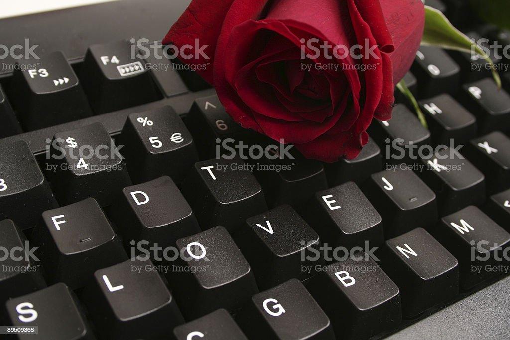 L'Amour photo libre de droits