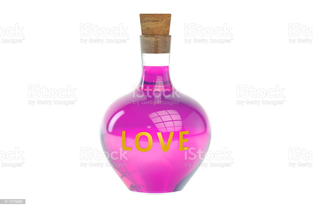 love potion stock photo