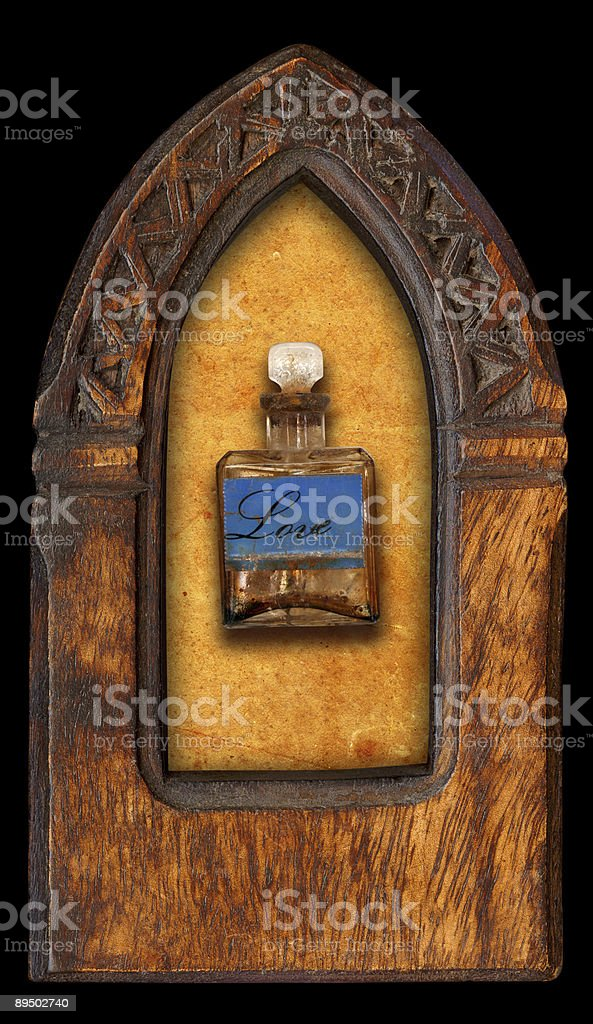 Love Potion royalty-free stock photo