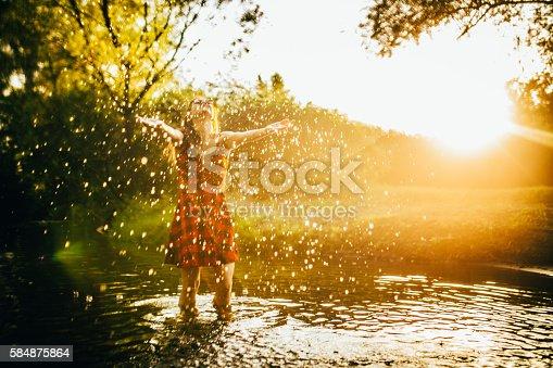 istock I love Rain 584875864
