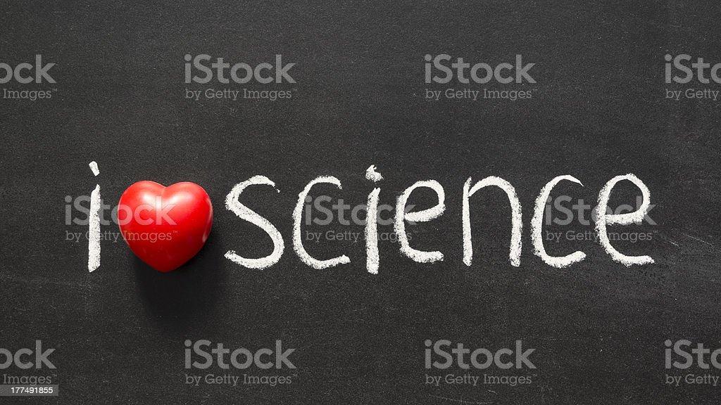 love science royalty-free stock photo