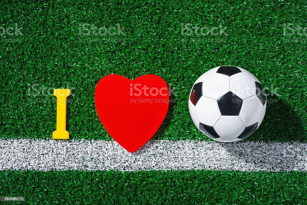 Ouais, j'adore le foot