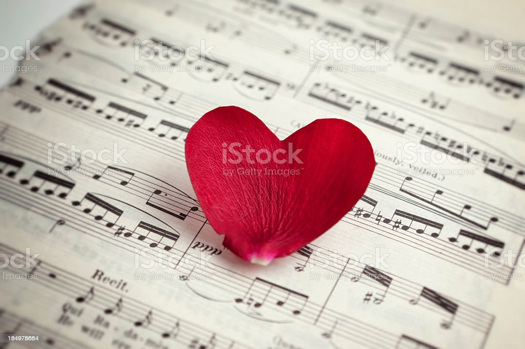 Love song – Foto