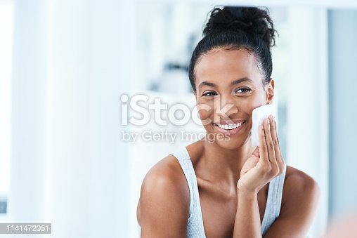 istock I love taking care of my skin 1141472051