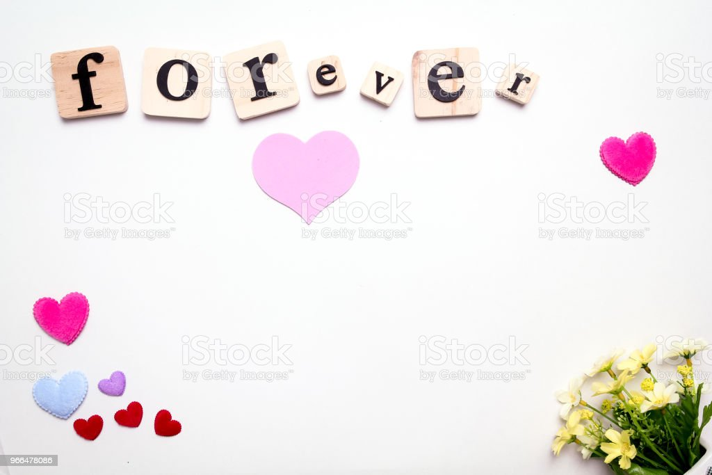 Love Theme Background Stock Photo - Download Image Now - iStock