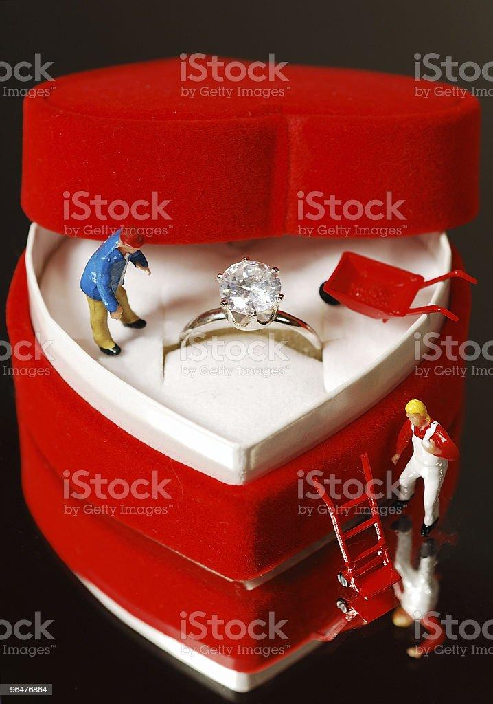 love thiefs royalty-free stock photo