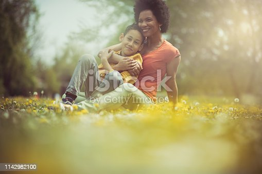 1091098026istockphoto I love to spend day with mother in nature. 1142982100