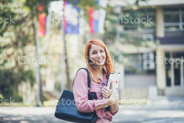 Love university life red haired woman looking at camera picture id1043756072?b=1&k=6&m=1043756072&s=612x612&h=aw0hxy5yst5vidofsxlk9tlpt5wa5ghrydv5i8p8xuu=
