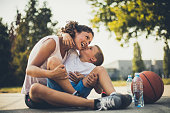 istock I love you mommy. 1047509566