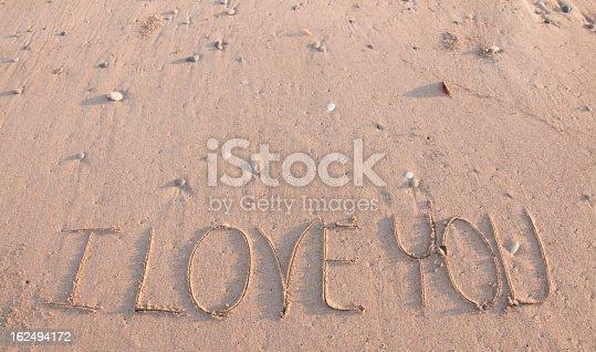 683035640 istock photo I Love You 162494172