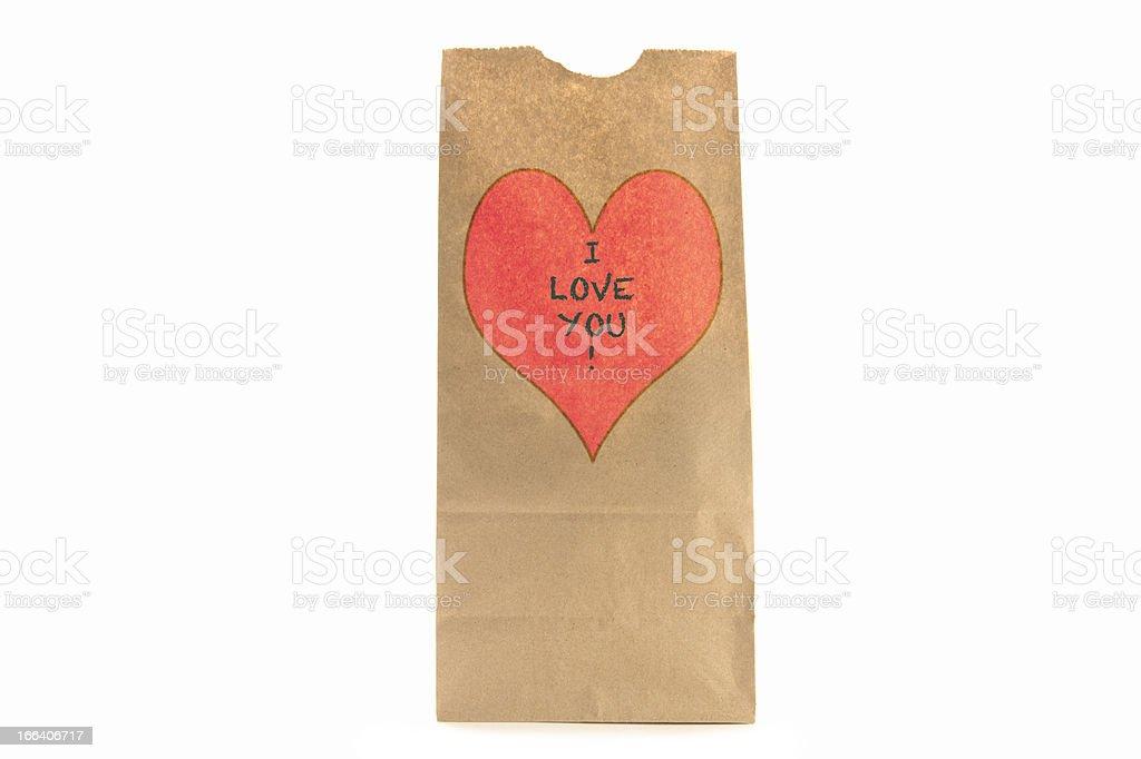 I love you! royalty-free stock photo