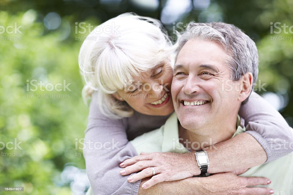 I love you so much royalty-free stock photo