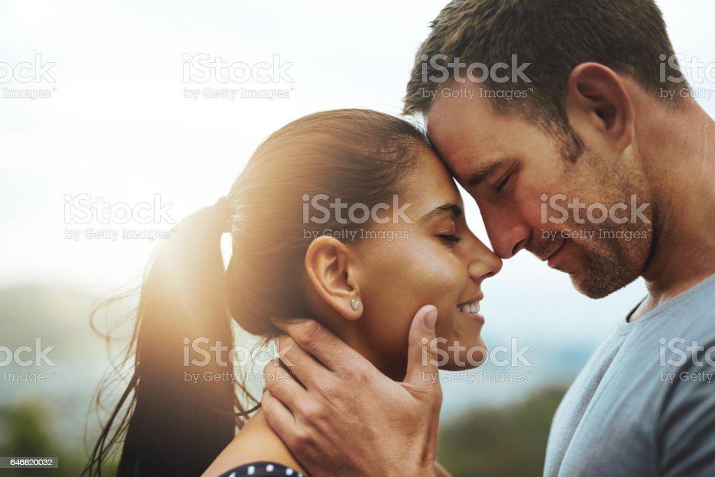 Je t'aime avec chaque battement de mon cœur - Photo