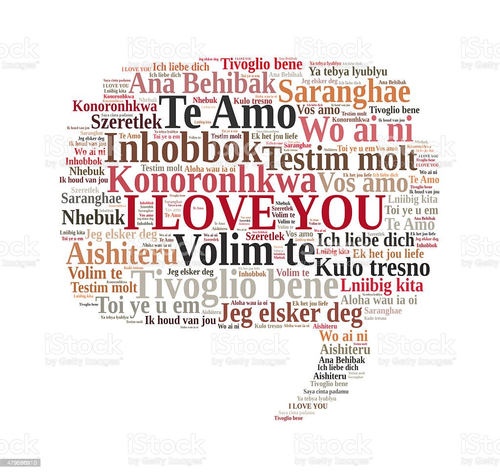 I love you words in different languages of the world stock photo i love you words in different languages of the world royalty free stock thecheapjerseys Choice Image