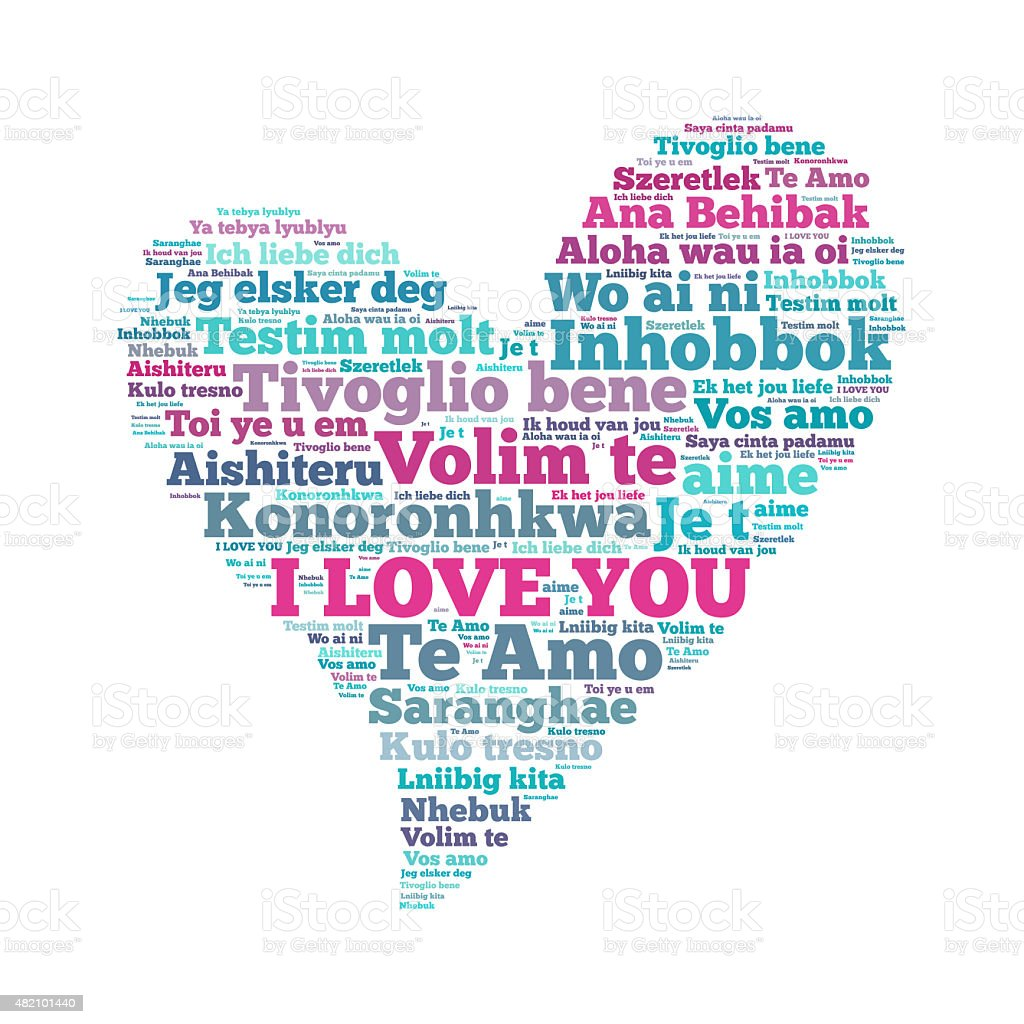 I love you words in different languages of the world stock photo i love you words in different languages of the world royalty free stock thecheapjerseys