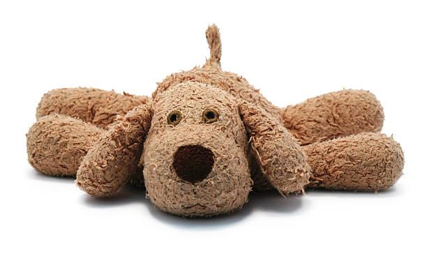 chien fatigué - doudou photos et images de collection