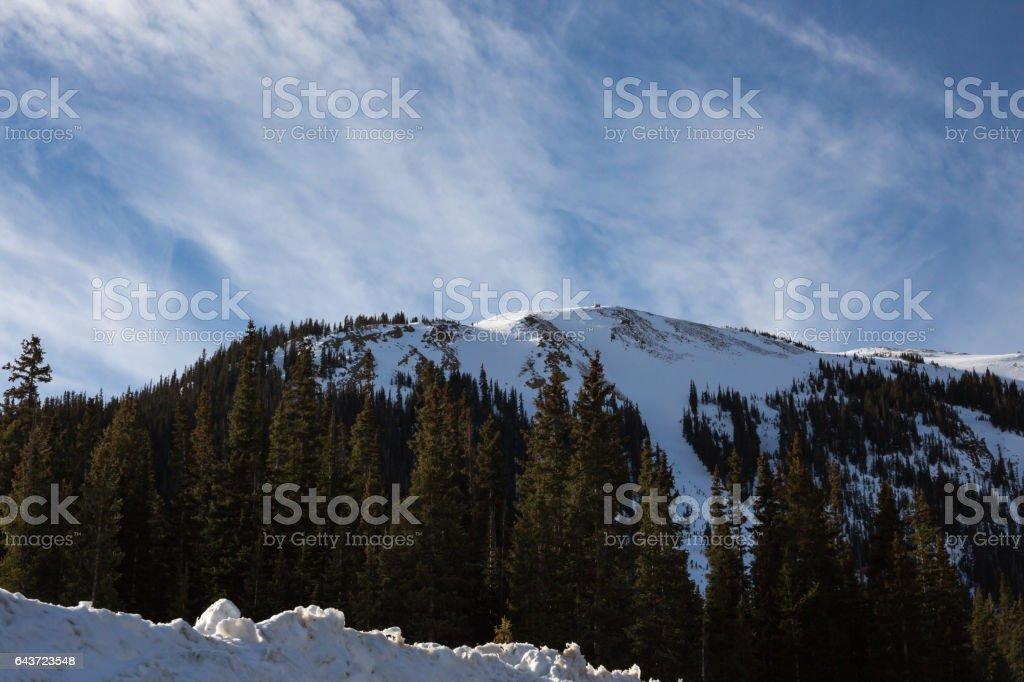 Loveland colorado stock photo