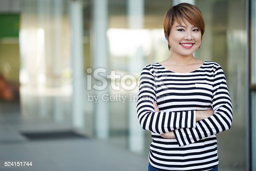 istock Lovely Aisan woman 524151744