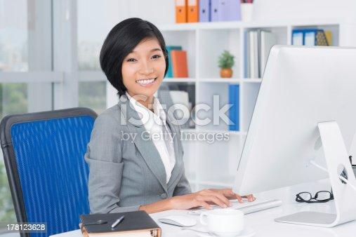 istock Lovely assistant 178123628