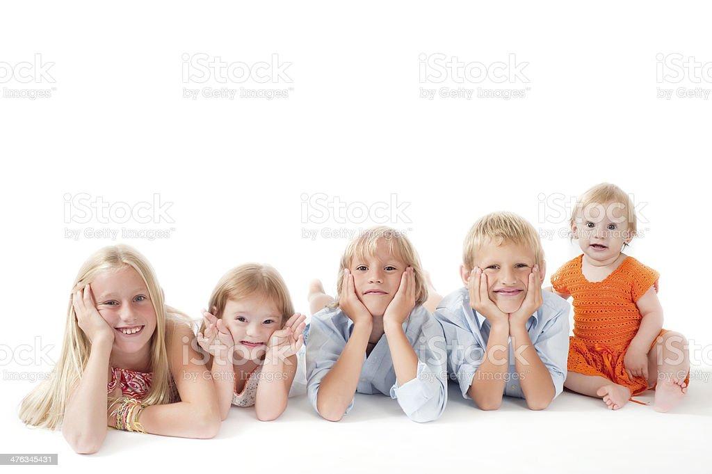 Lovely Childrens stock photo