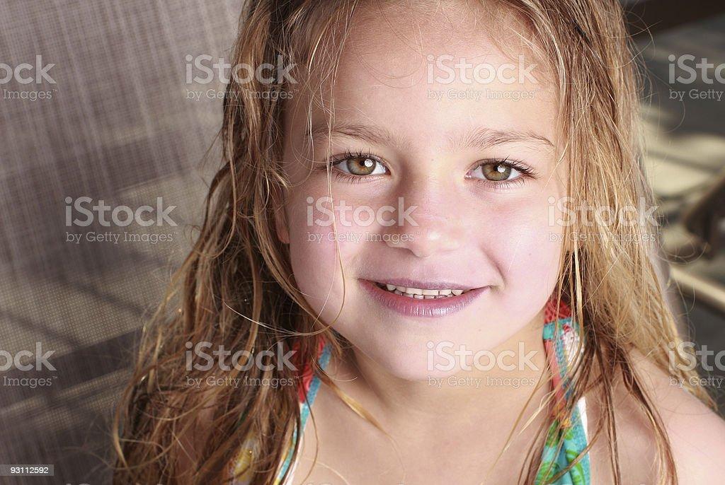 Lovely eyes - Royalty-free 32 dişini göstermek Stok görsel