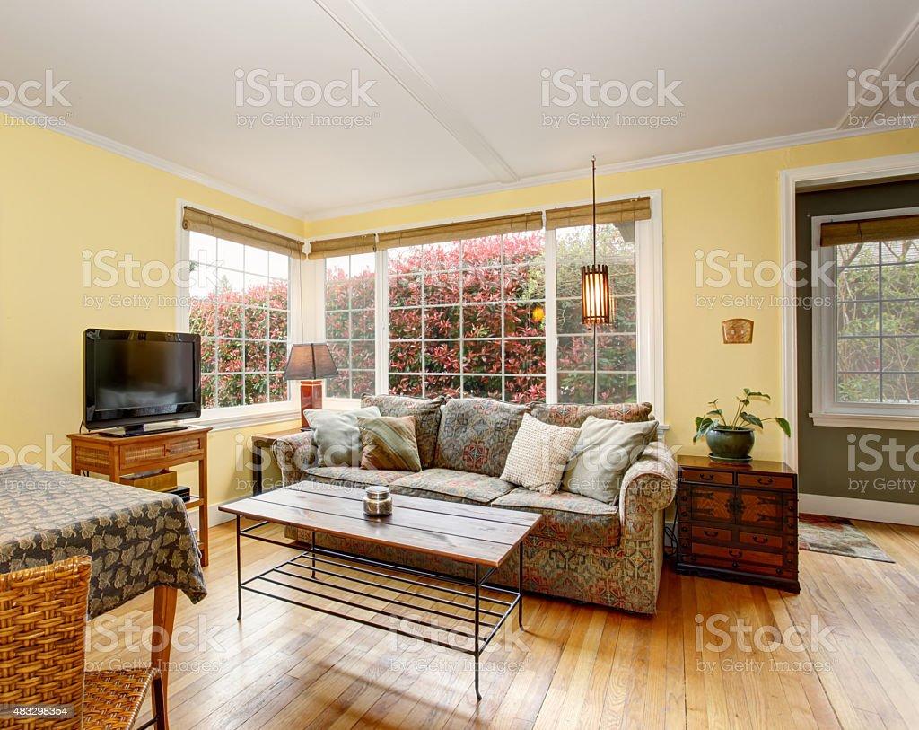 Couleur Salle De Sejour photo libre de droit de charmant parquet salle de séjour