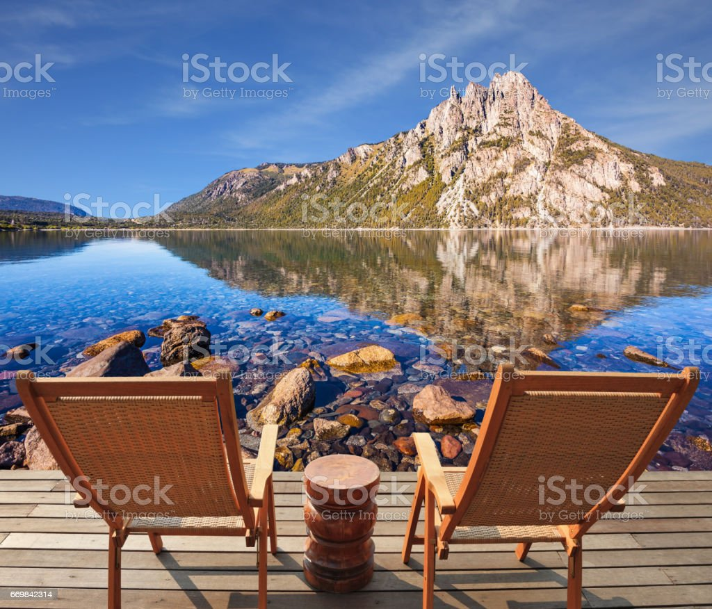 Lovely place to relax - foto de stock