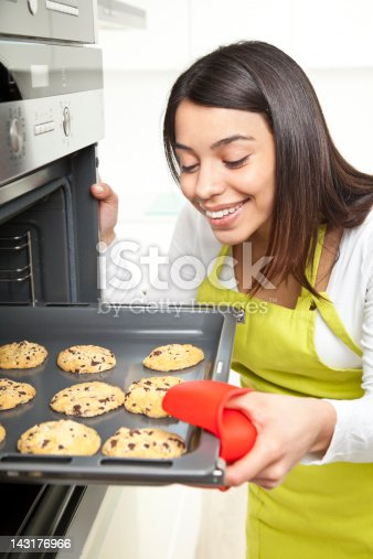 istock Lovely smell cookies 143176966