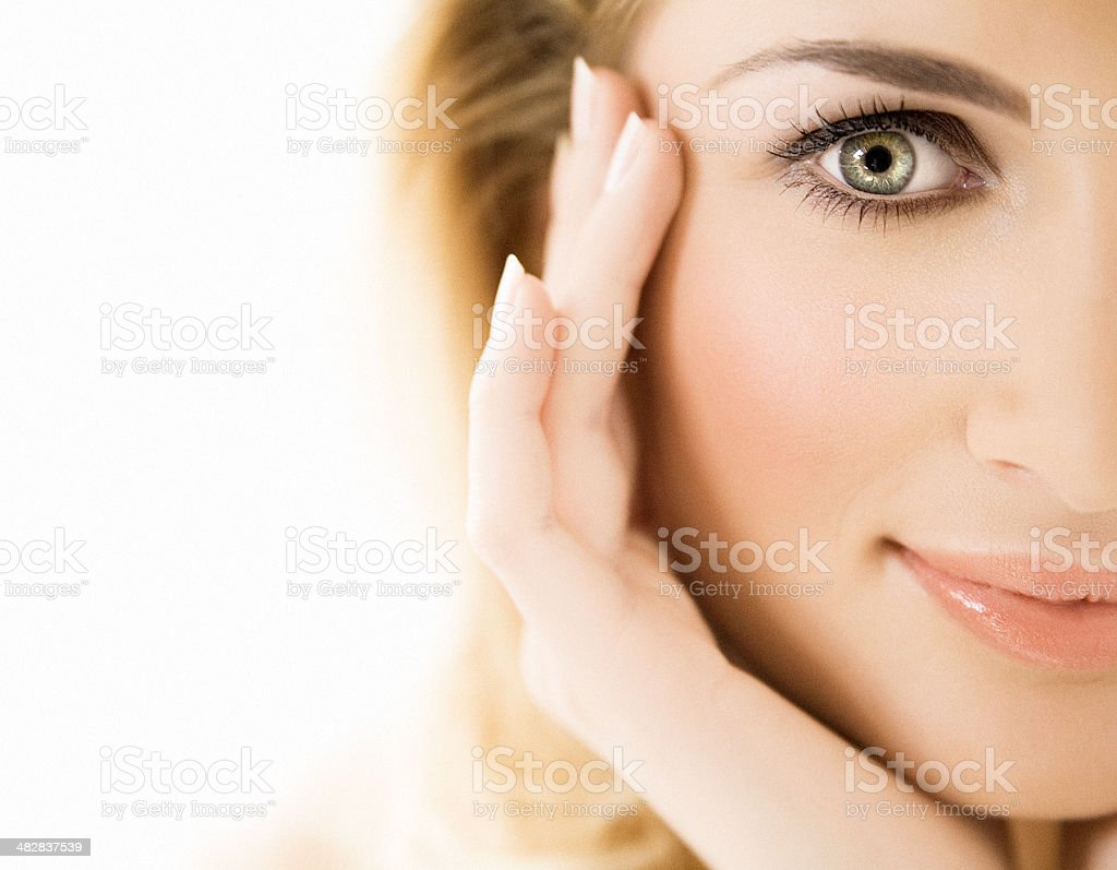 Lovely Smile royalty-free stock photo