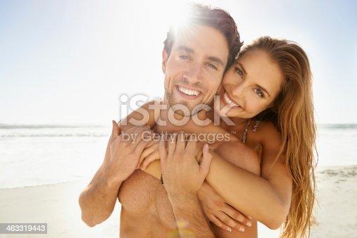 istock Lovely summer moment 463319443