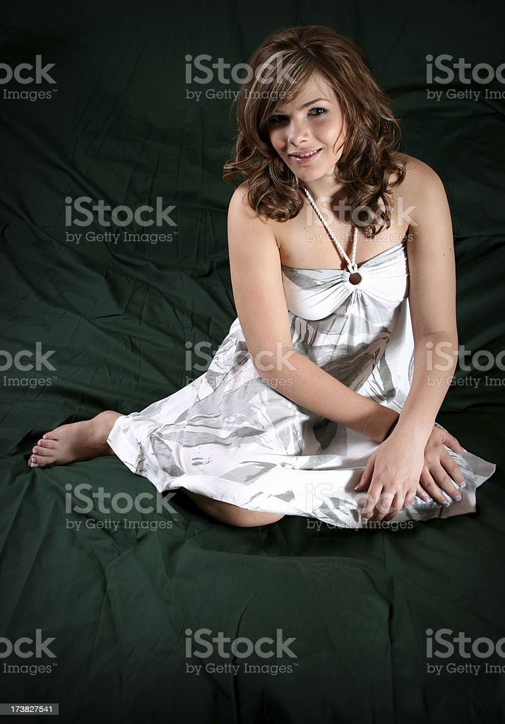 Lovely Teen stock photo