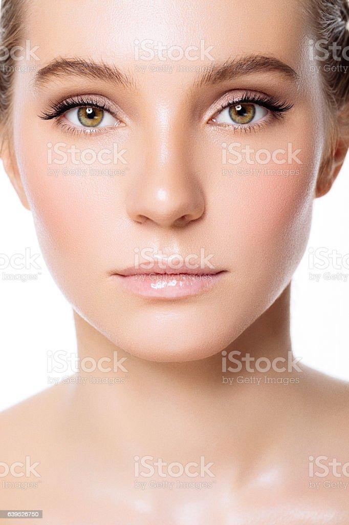 Lovely woman foto