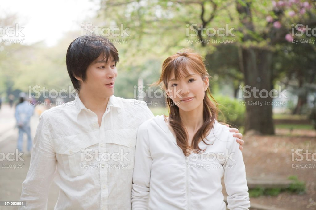 Lover royalty-free stock photo