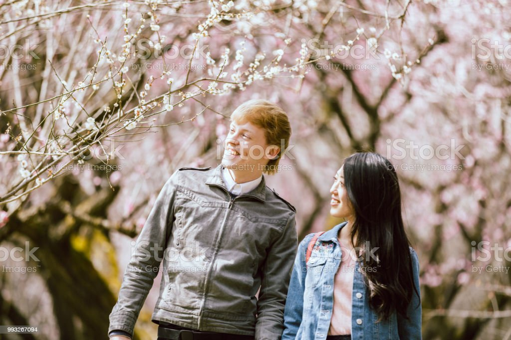 Cherry blossom dating asian