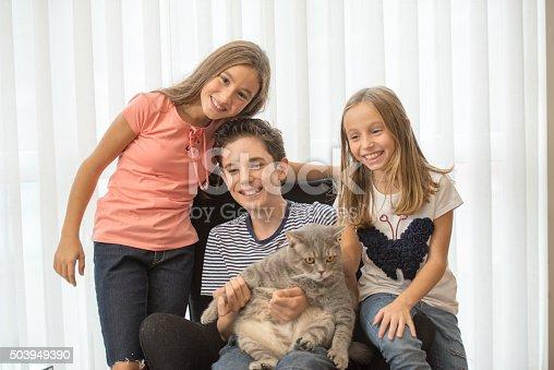istock loves cat 503949390