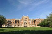 istock Lovett Hall in Rice University 458723713