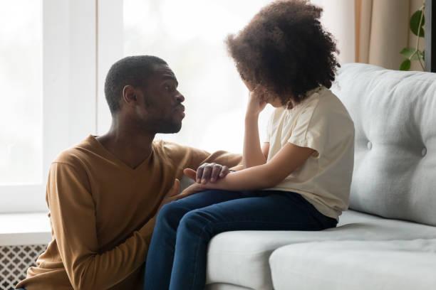 Loving african dad comforting crying kid daughter showing empathy picture id1135353632?b=1&k=6&m=1135353632&s=612x612&w=0&h=qy6srobvtwsauam8m8ttce cdfyqo7e3u3avanjdu c=