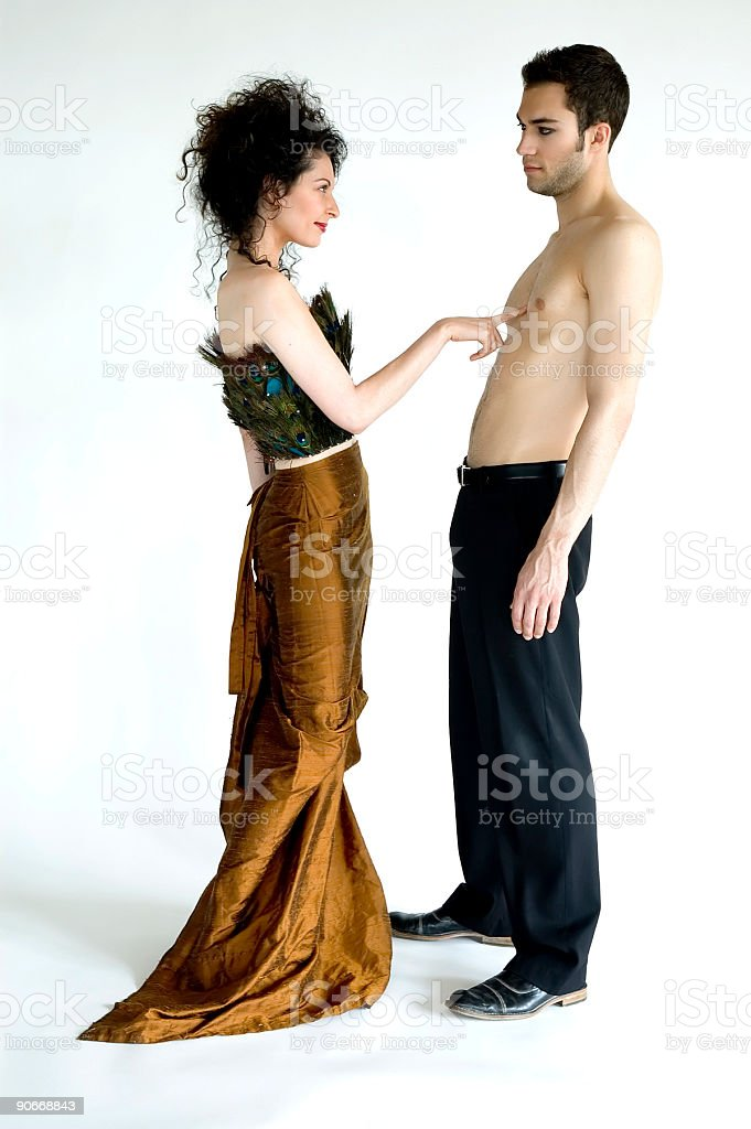 Loving Couple 6 stock photo