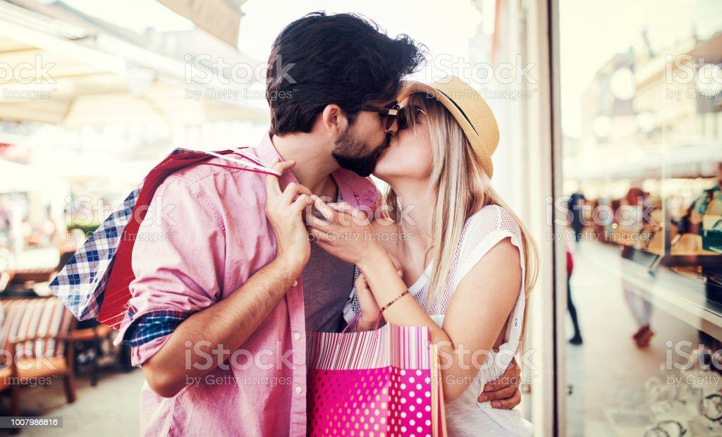 Dating jemand im Einzelhandel