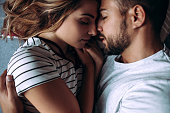istock Loving Couple In Consoling Embrace 888274742