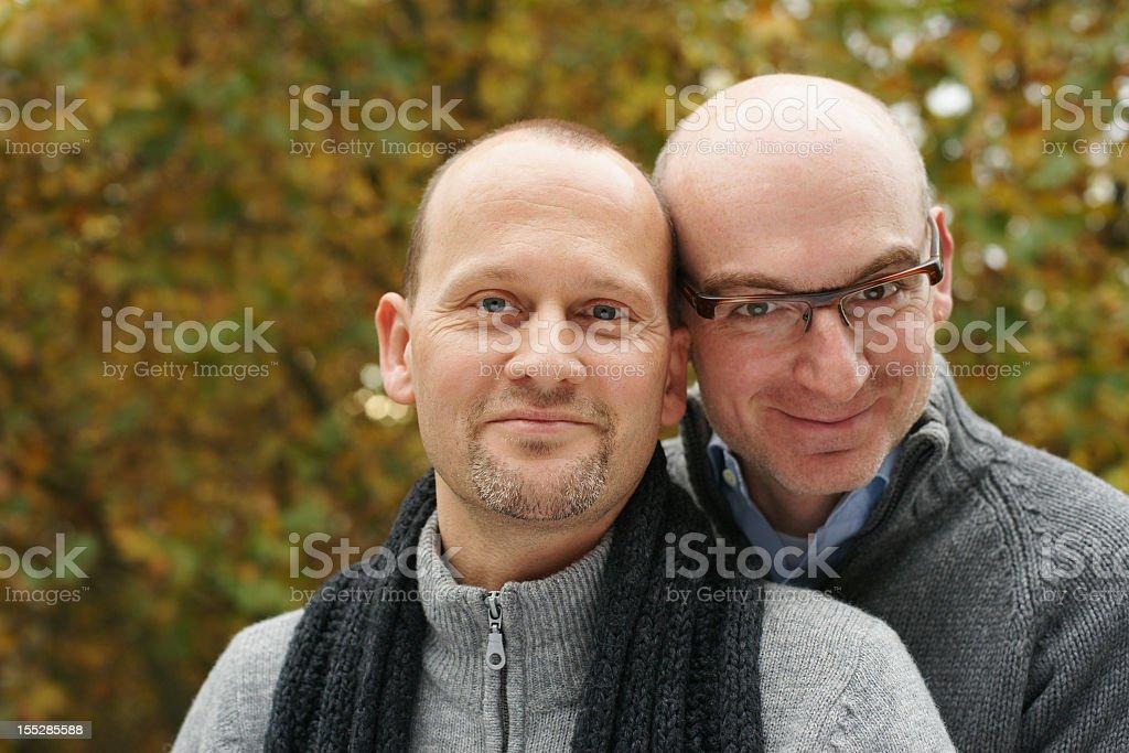 Loving Couple stock photo