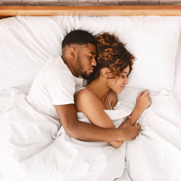 4,961 Couple Bed Above Stock Photos, Pictures & Royalty-Free Images - iStock