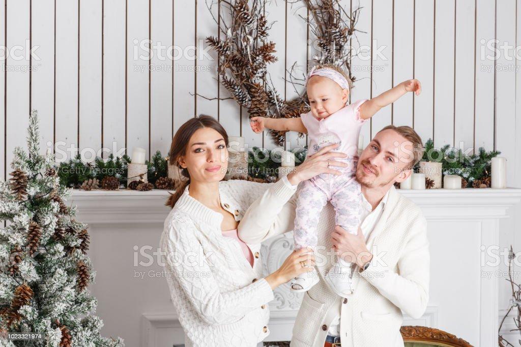 Gente Feliz En Navidad.Amar Familia Feliz Navidad Y Feliz Ano Nuevo Gente Muy