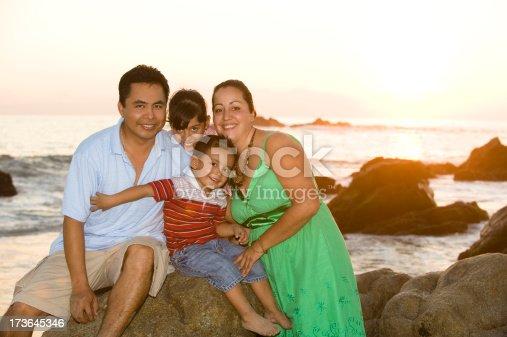 505122600 istock photo Loving family 173645346
