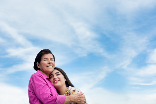 144362548 istock photo Loving grandmother and granddaughter 479931520