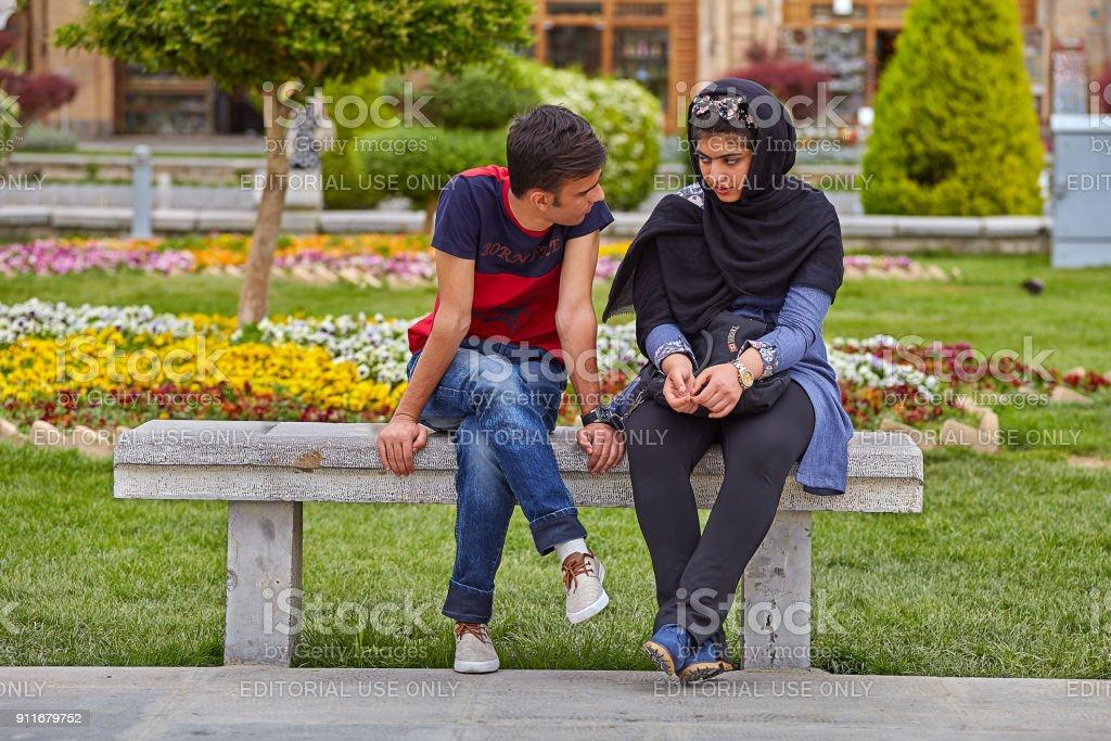 Dating iranska