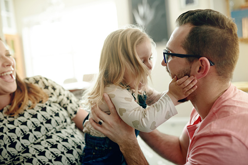 사랑 아이 사랑 하는 가족의 반영 가정 생활에 대한 스톡 사진 및 기타 이미지