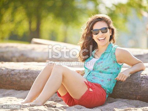 491360572istockphoto Loving Summer! 491360608