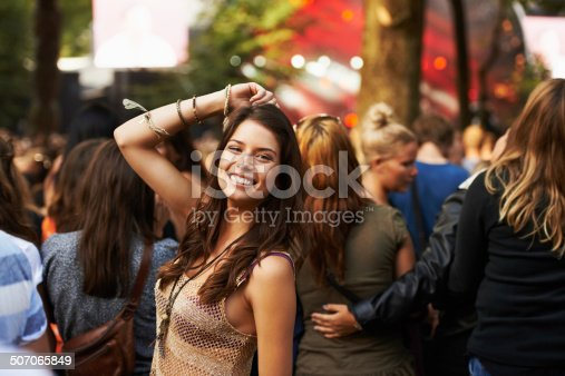 istock Loving the concert vibe 507065849
