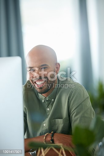538177146 istock photo Loving what you do is a different kind of success 1201417321
